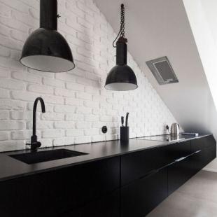 contrast zwart-wit