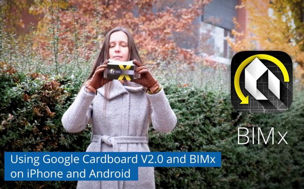 mogelijkheden BIMx en VR-bril