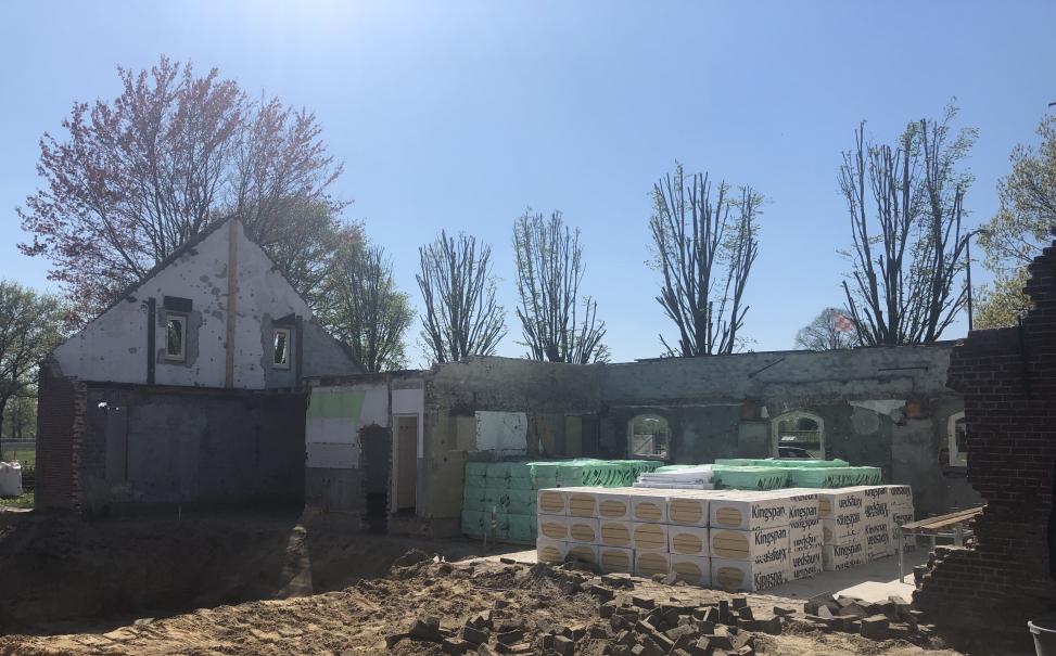Circulair bouwen in Heukelom