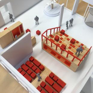 huisvesting nieuwe opleiding Tilburg University