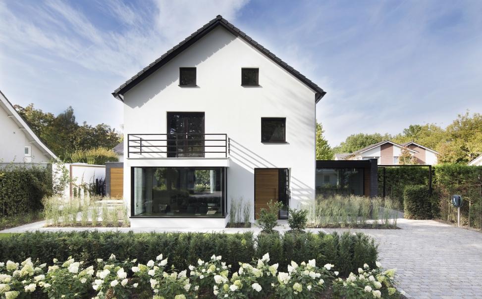 ver/uitbouw villa P