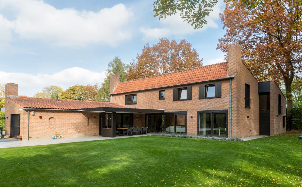 renovatie villa S/V