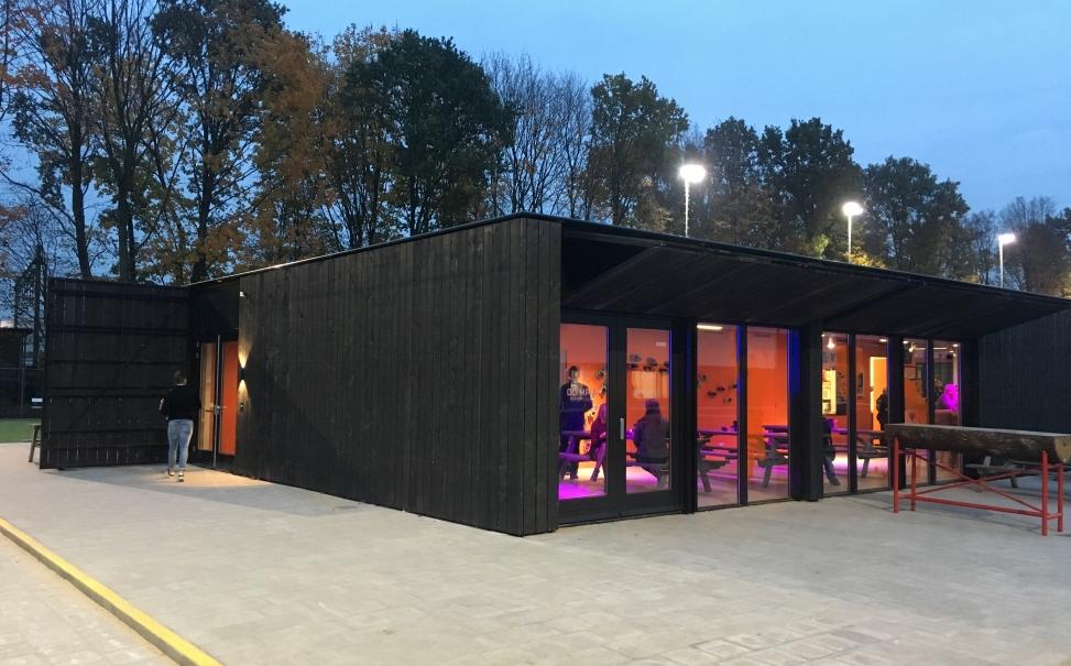 Sportkantine Tilburg University officieel geopend